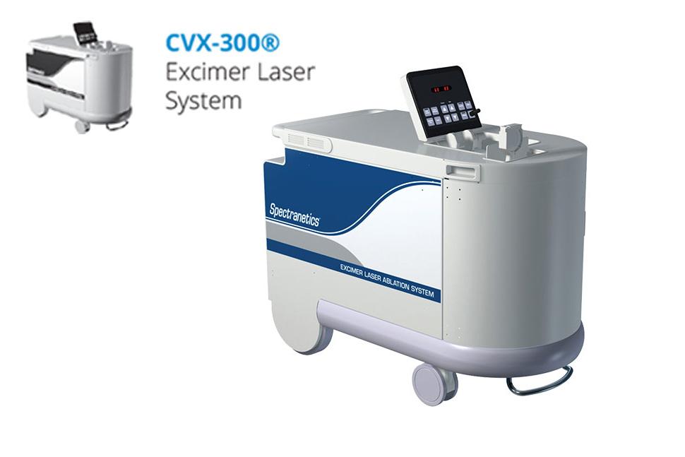 CVX-300 – Equipamento Excimer Laser