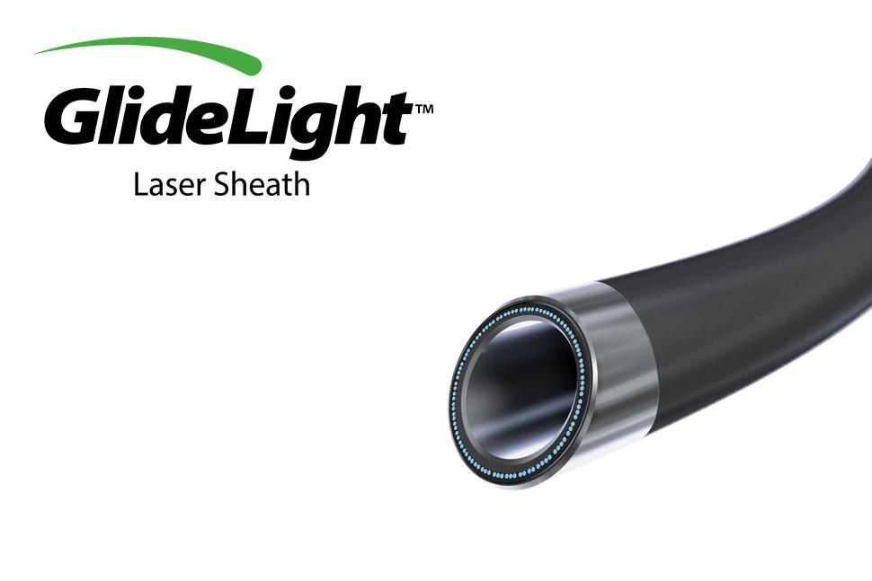 GlideLight – Bainha a Laser
