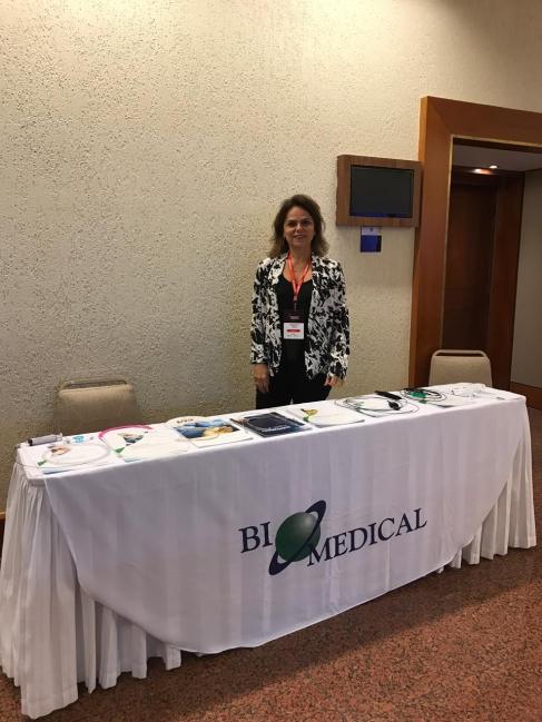 A Biomedical participou do 2º Encontro Goiano de Angiologia, Cirurgia Vascular e Endovascular