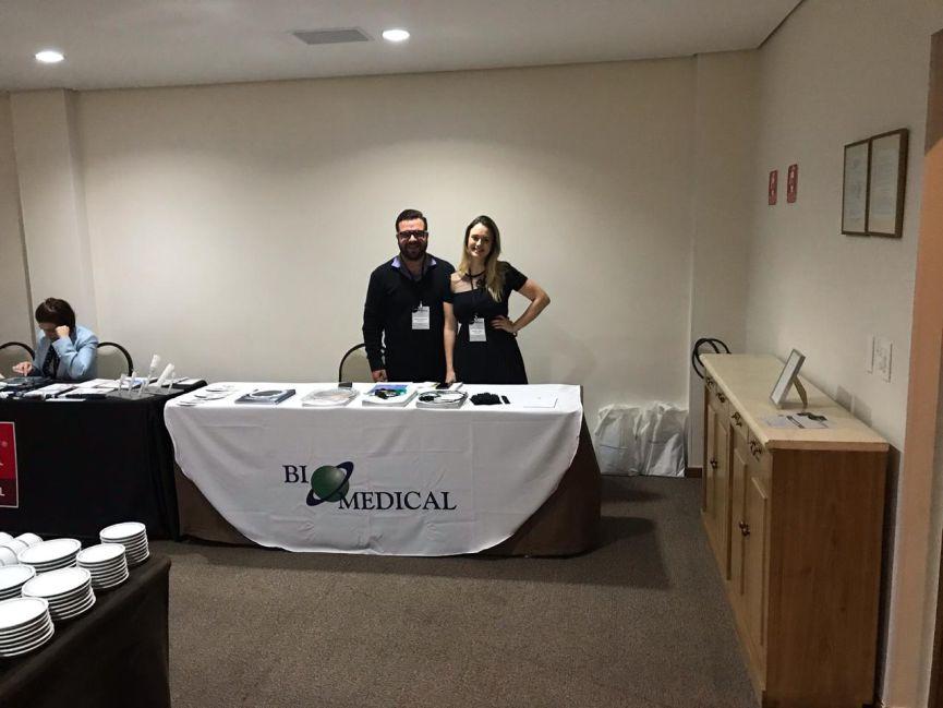 Participação da Biomedical no Imersão Endovascular 2018