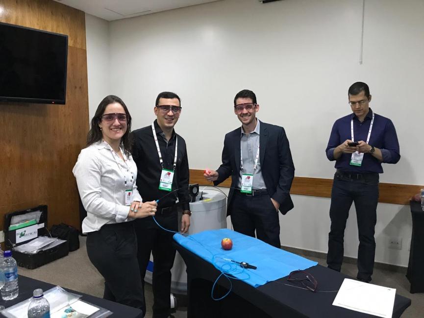 Participação da Biomedical no XXXV Congresso Brasileiro de Arritmias Cardíacas (SOBRAC)